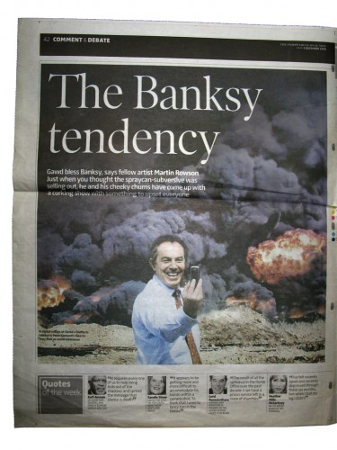 The Independent on Sunday 3 December 2006