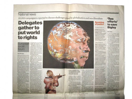 The Guardian Wednesday October 13 2004